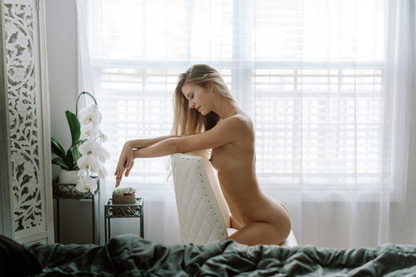 Flirtatious Bedroom Boudoir